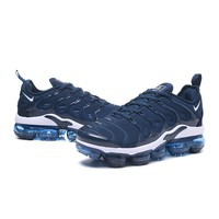 2018 Nike Air VaporMax Plus TN Dark Blue Sport Running Shoes - Best Online Sale