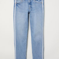 Girlfriend Regular Jeans - from H&M