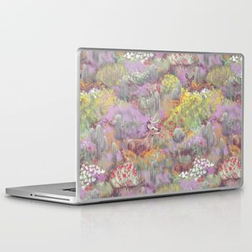 Life in Death Valley Laptop & iPad Skin by Ben Geiger