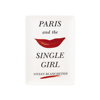 tell your story paris tray