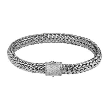 Diamond Pave Medium Chain Bracelet - John Hardy