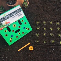 Seeding Square | Planting Guide