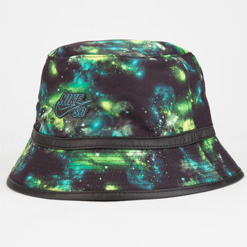 Nike Sb M Nebula Mens Bucket Hat Black Combo One Size For Men 25059814901