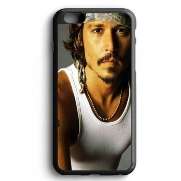 Custom Case Movie Actor Johnny Depp for iPhone Case & Samsung Case