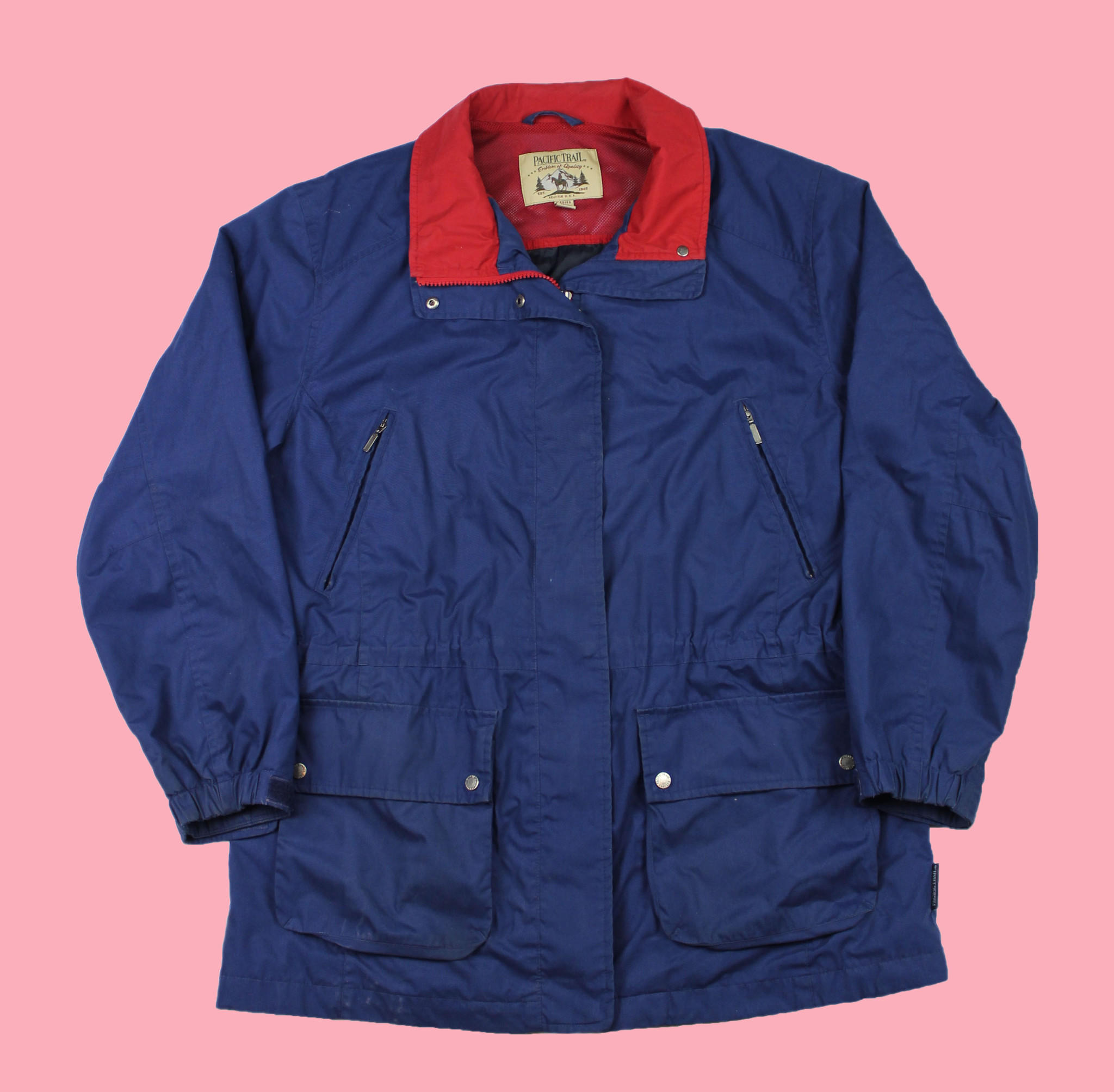 Pacific trail coats for women