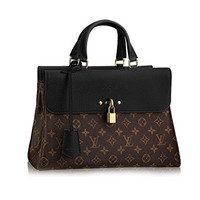 Authentic Louis Vuitton Monogram Canvas Venus Handbag Article:M41737 Noir Made in France