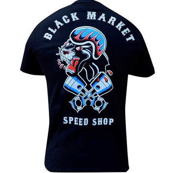 Speed Shop Mens Tee