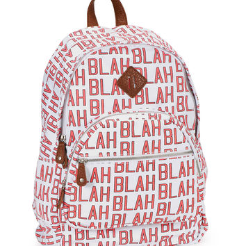 Aeropostale  Blah Blah Backpack
