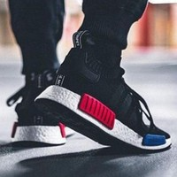 Adidas NMD Women Running Breathable Sneakers Sport Shoes