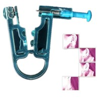 New body piercing tool piercing gun and ear stud,mechanical design,single-use by elegantstunning