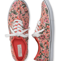 Aeropostale  Floral Low-Top Sneaker