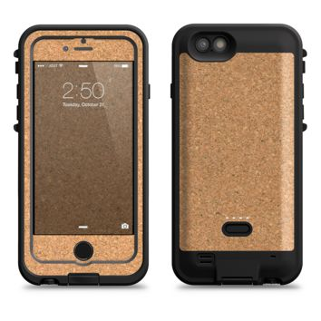 The CorkBoard  iPhone 6/6s Plus LifeProof Fre POWER Case Skin Kit