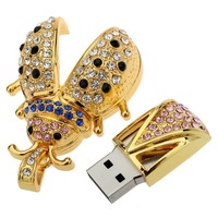 Flash Memory Best Selling Jewelry Usb Flash Drives Storage Devices...