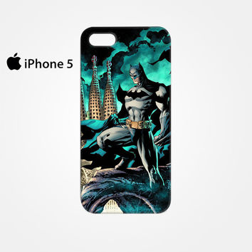 barcelona-batman for Iphone 4/4S Iphone 5/5S/5C Iphone 6/6S/6S Plus/6 Plus 3D Phone case