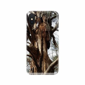 Old Tree Bark Phone Case