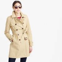 Icon Trench Coat : Women's Coats & Jackets | J.Crew