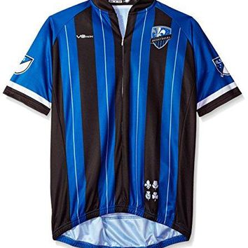 MLS Men's Primary Short Sleeve Cycling Jersey