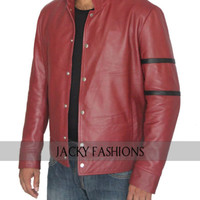 Vin Diesel Fast and Furious 7 Leather Jacket + FREE GIFT