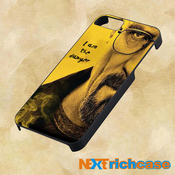 Breaking Bad I am the dangerr For iPhone, iPod, iPad and Samsung Galaxy Case