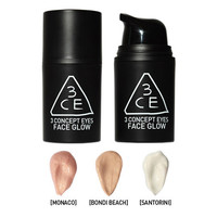 3 Concept Eyes Face Glow Foundation Booster