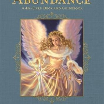 Angels of Abundance Oracle Cards TCR CRDS