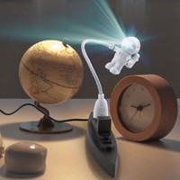 Kikkerland USB Spaceman Light (US65)
