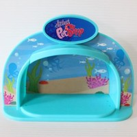 Littlest PET SHOP STAGE - blue light up - Underwater scene