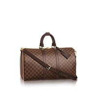 Products by Louis Vuitton: Keepall 45 with Shoulder Strap