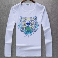 Kenzo Fashion Casual Top Sweater Pullover-25