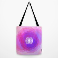 Octogon Tote Bag by Kelly Brown   Society6