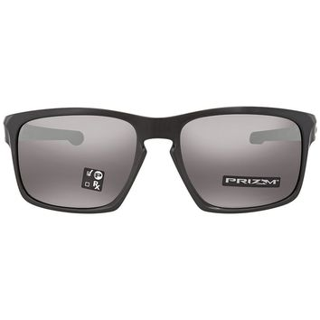 OAKLEY Asia Fit Prizm Polarized Black Square Sunglasses OO9269-13