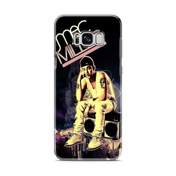 MAC MILLER Dubstep Samsung Galaxy S8 | Galaxy S8 Plus case