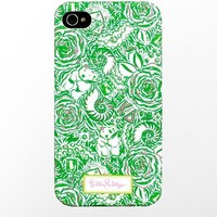 Lilly Pulitzer - iPhone 4/4s Cover- Kappa Delta