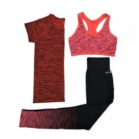 3 Piece Gym Outfit