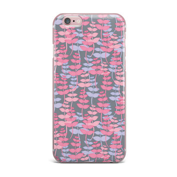 "Julia Grifol ""My Leaves Garden"" iPhone Case"
