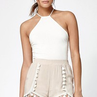 LA Hearts St. Tropez Cutout Back Bodysuit at PacSun.com
