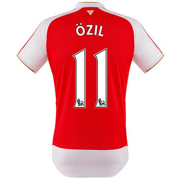 Ozil jersey Arsenal adult, kids, youth and boys sizes - 2015 2016