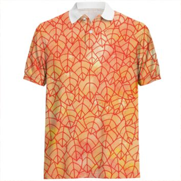 Autumn foliage Polo Shirt