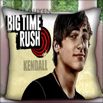 Kendall Big Time Rush Personalized - Pillow Cover Pillow Case and Decorated Pillow.