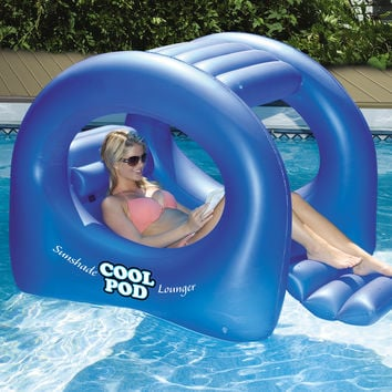 Swimline Coolpod Sunshade Lounger