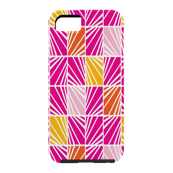 Heather Dutton Facets Bright Cell Phone Case