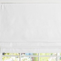 Linen Blackout Cordless Roman Shade | Pottery Barn Kids