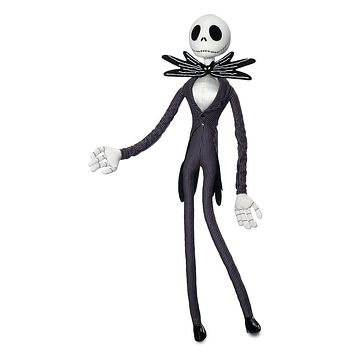 Disney The Nightmare Before Jack Skellington Medium Plush New with Tags