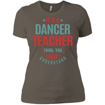 Dance Teacher T-Shirt