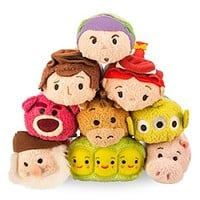 Toy Story ''Tsum Tsum'' Mini Plush Collection