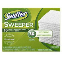 Swiffer Sweeper DryCloths 16ct