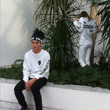YUNG LEAN SAD BOYS 2001 LONG SLEEVE T-SHIRT