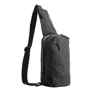 Field Bag in Asphalt Grey Heather & TNF Black by The North Face