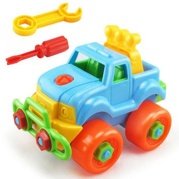 DCCKL72 Hot Wheels Kids Toys for Children Pop Christmas Gift Classic Toys Kids Child Baby Boy Disassembly Assembly Car Toy