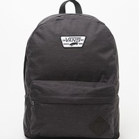 Vans Old Skool II Black School Backpack - Mens Backpacks - Black - NOSZ